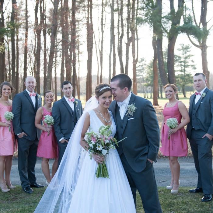 Jillian + Ryan Wedding